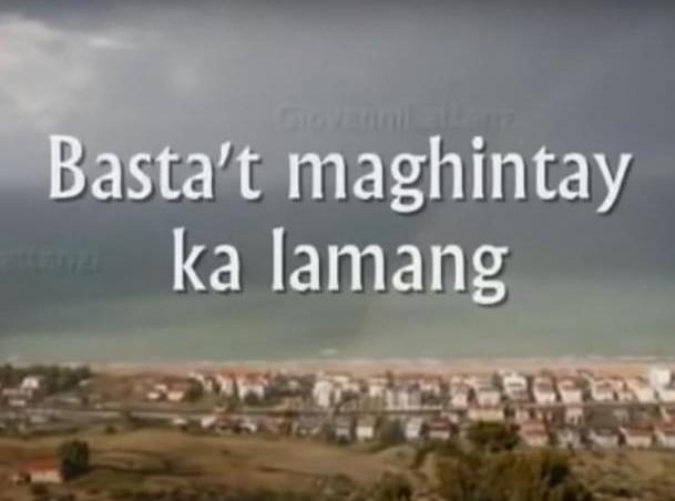 Basta't Maghintay Ka Lamang