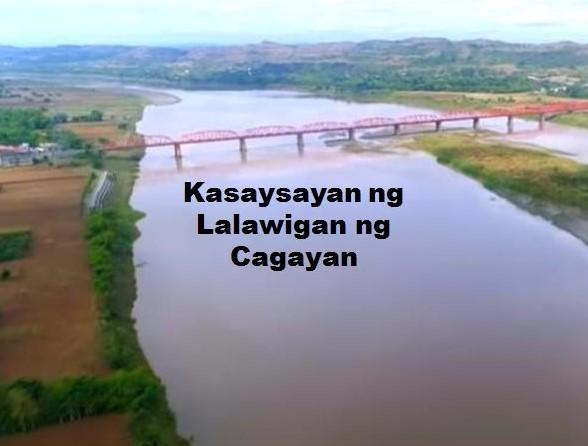 Cagayan Province History in Tagalog
