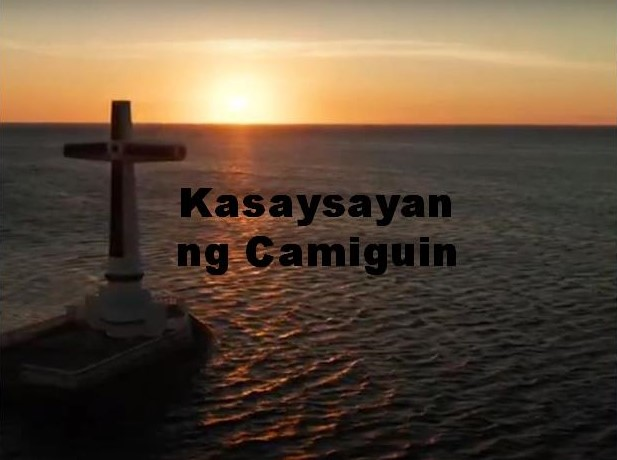 Camiguin History in Tagalog