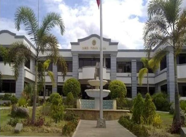 Diadi Municipal Hall
