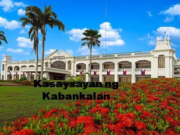 Kabankalan City History in Tagalog