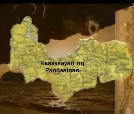 Kasaysayan ng Pangasinan
