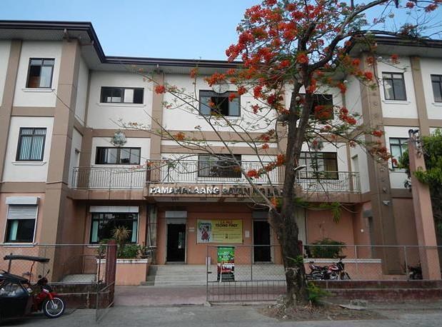 La Paz Municipal Hall