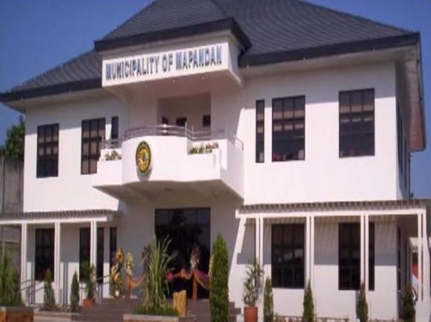 Mapandan Municipal Hall