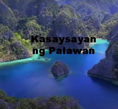 Palawan History in Tagalog