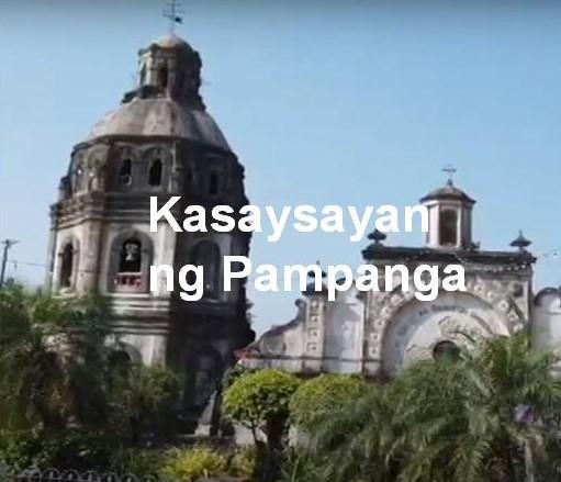 Pampanga History Tagalog