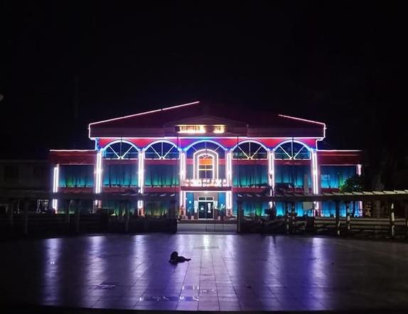 Pozorrubio Municipal Hall