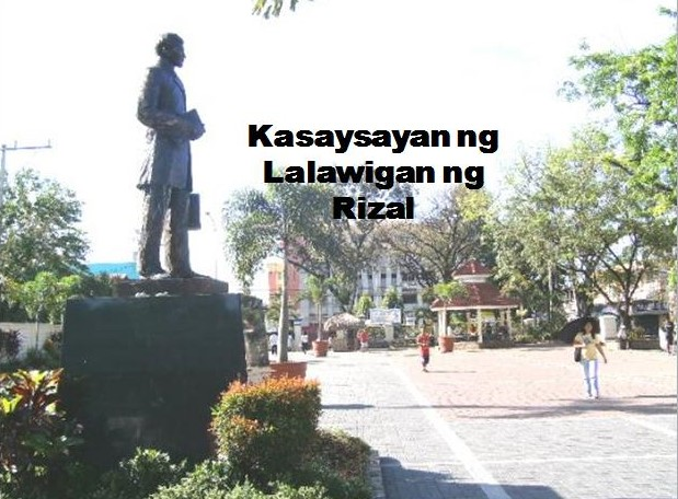 Rizal Province History in Tagalog