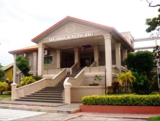 San Fabian Pangasinan Municipa Hall