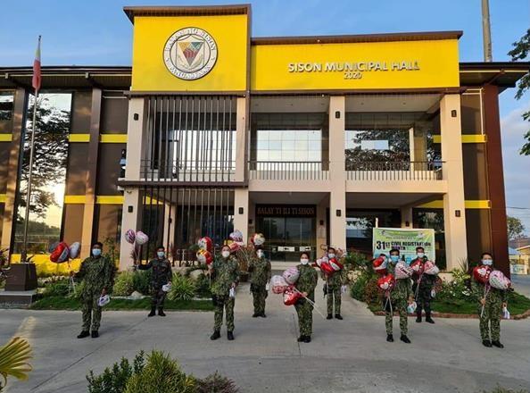 Sison Municipal Hall