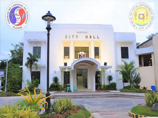 Surigao City History in Tagalog