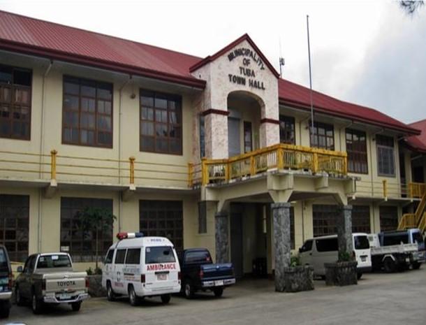 Tuba Municipal Hall