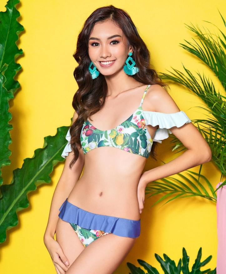 Ambriel Pascual in Swimsuit