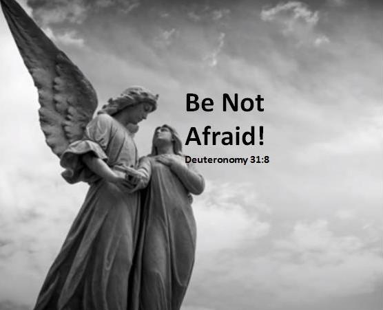 Be Not Afraid Lyrics Video