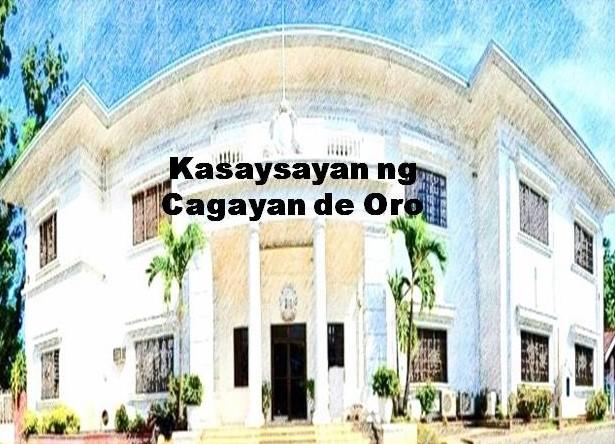 Cagayan De Oro History in Tagalog