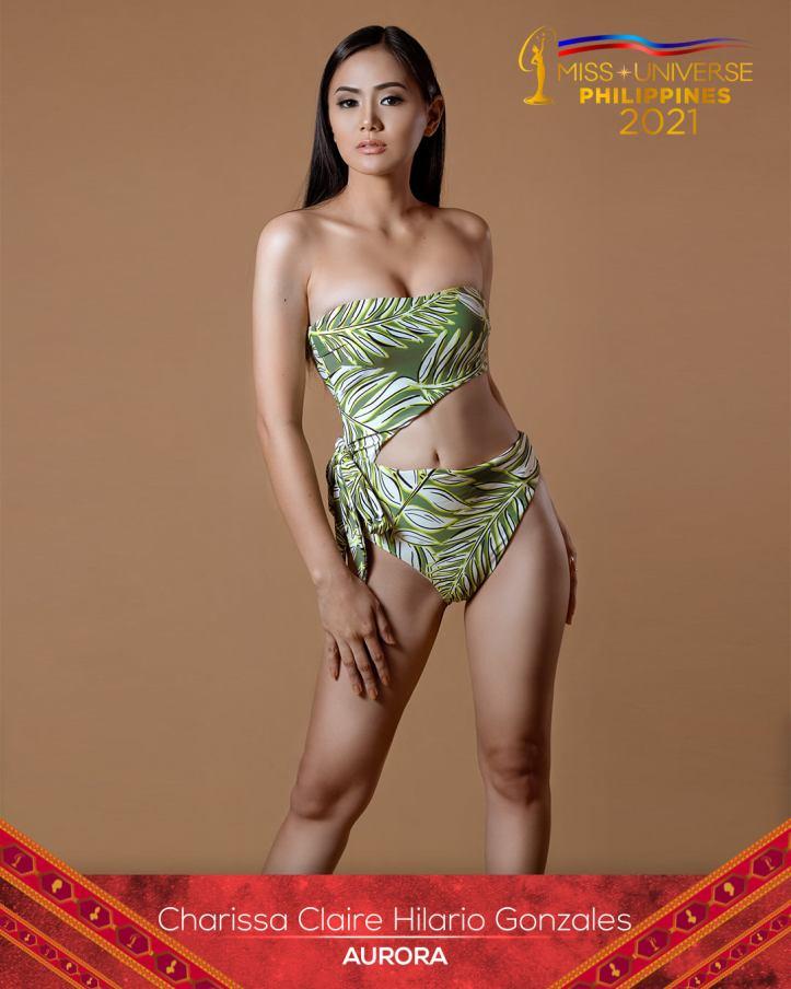 Charissa Gonzales Swimsuit