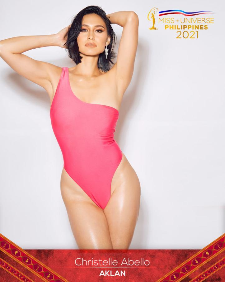 Christelle Abello Swimsuit