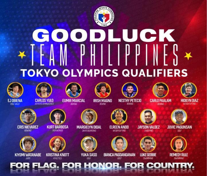 Filipino Olympians