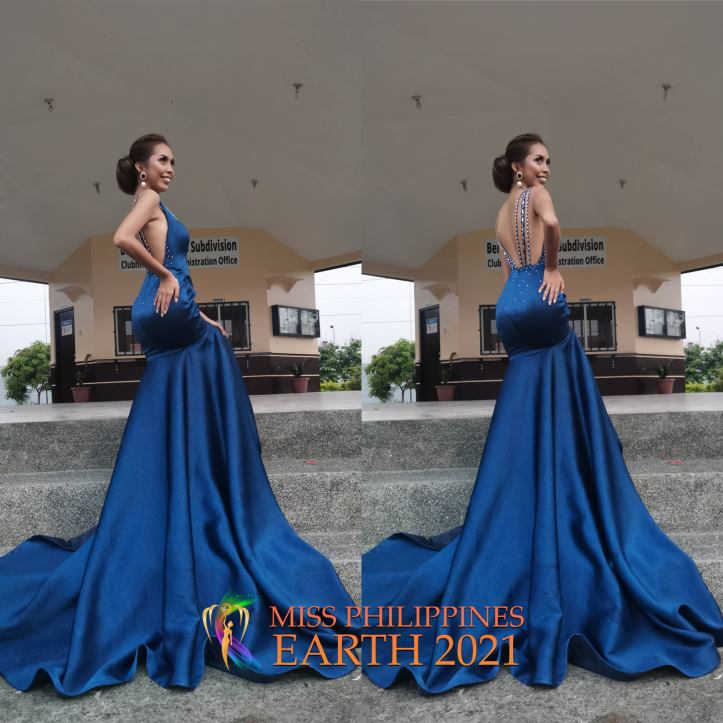 Hannah Quinalayo Gown