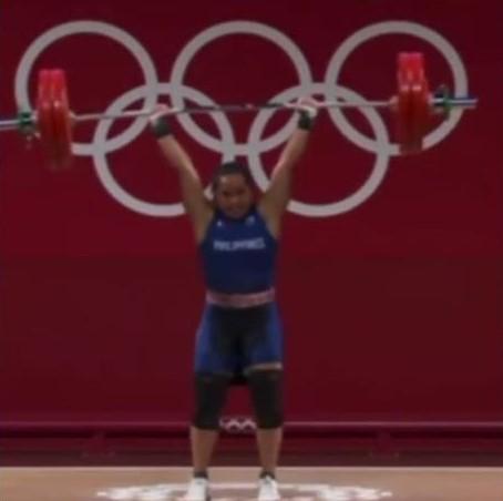 Hidilyn Diaz makes history