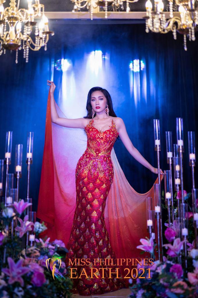 Marvie Fernandez Gown