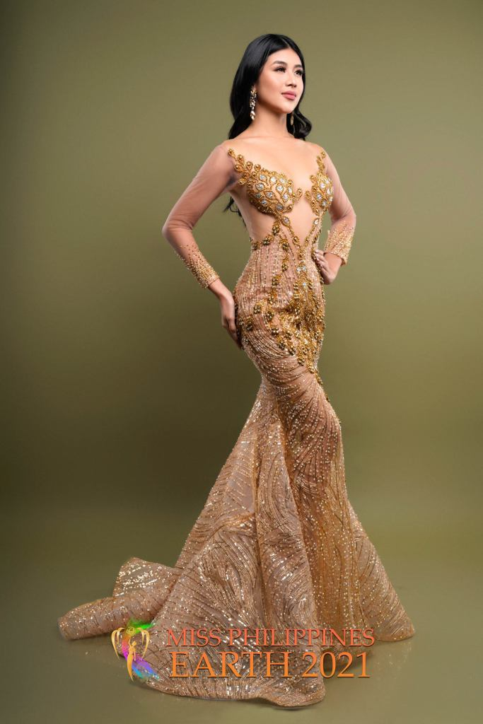 Samantha Elin Coloso Gown
