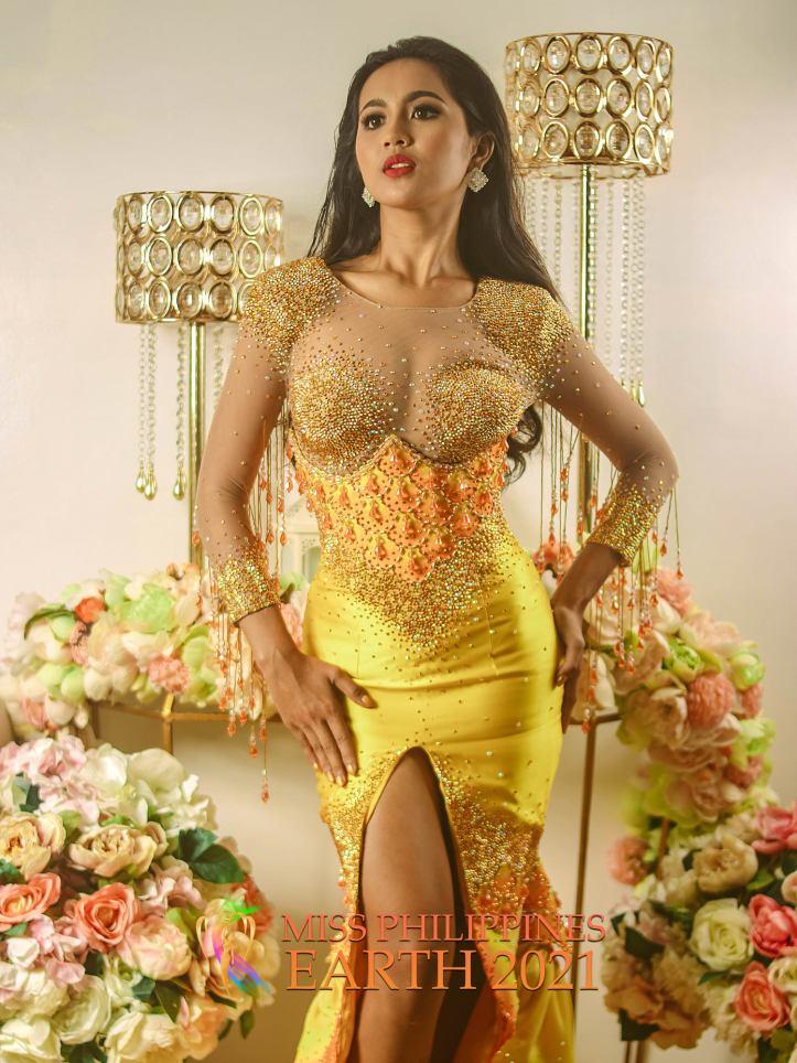 Xyra Ballesteros Gown