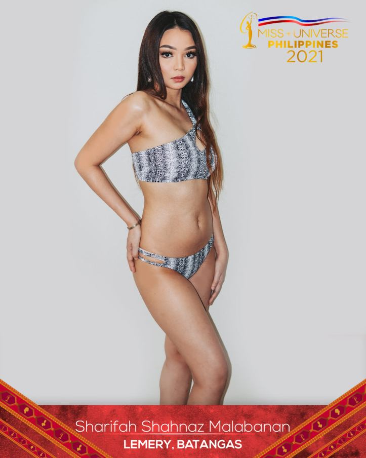 Sharifah Malabanan Swimsuit