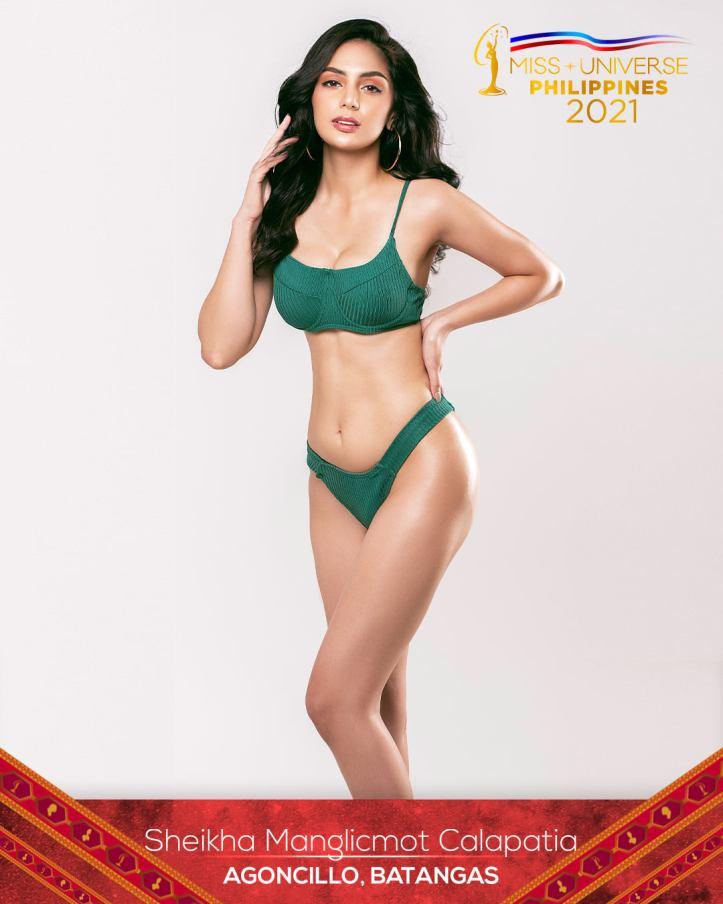 Sheikha Calapatia Swimsuit