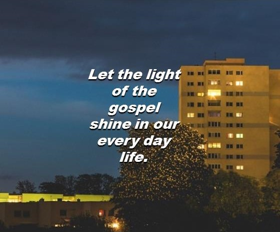 Gospel Reading and Reflection for September 20 2021