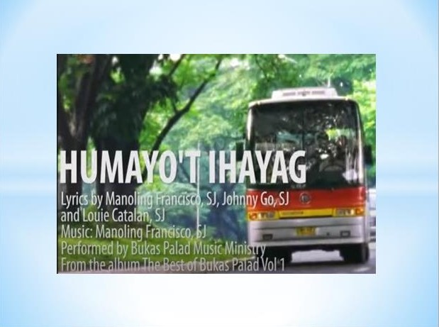 Humayot Ihayag Lyrics and Video
