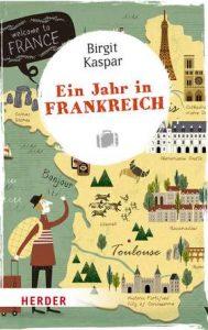 Buch Ein Jahr in Frankreich