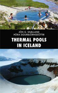 Buch heiße Quellen in Island
