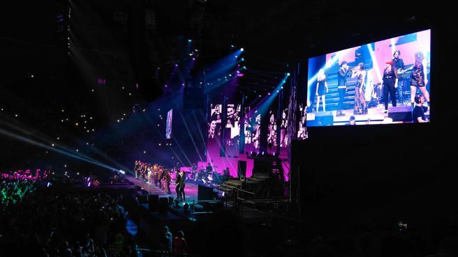Operación Triunfo concierto Madrid