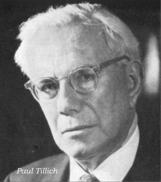 paul tillich's theological method of correlation The theological significance of paul tillich, in cross currents 1956, p  that  a method of correlation cannot make a real distinction between creation and.