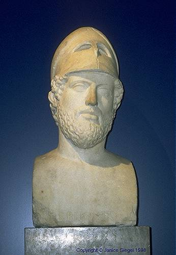 Bust of Perikles
