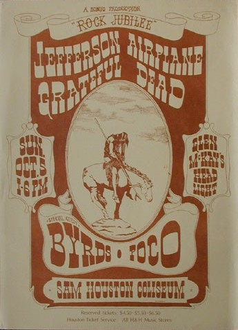 GRATEFUL DEAD POSTERS FROM AUSTI