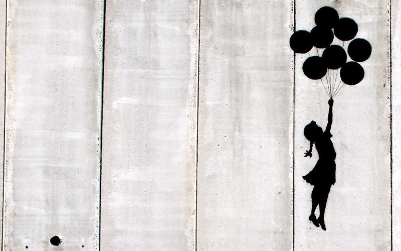 Banksy Graffiti Is Art