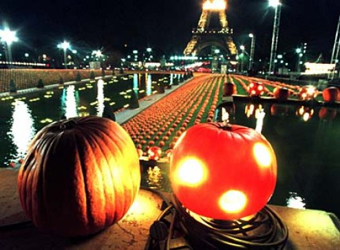 Image result for halloween traditions in france