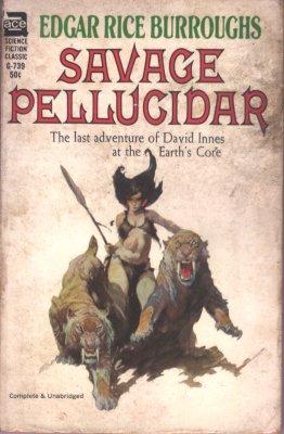 Burroughs novel