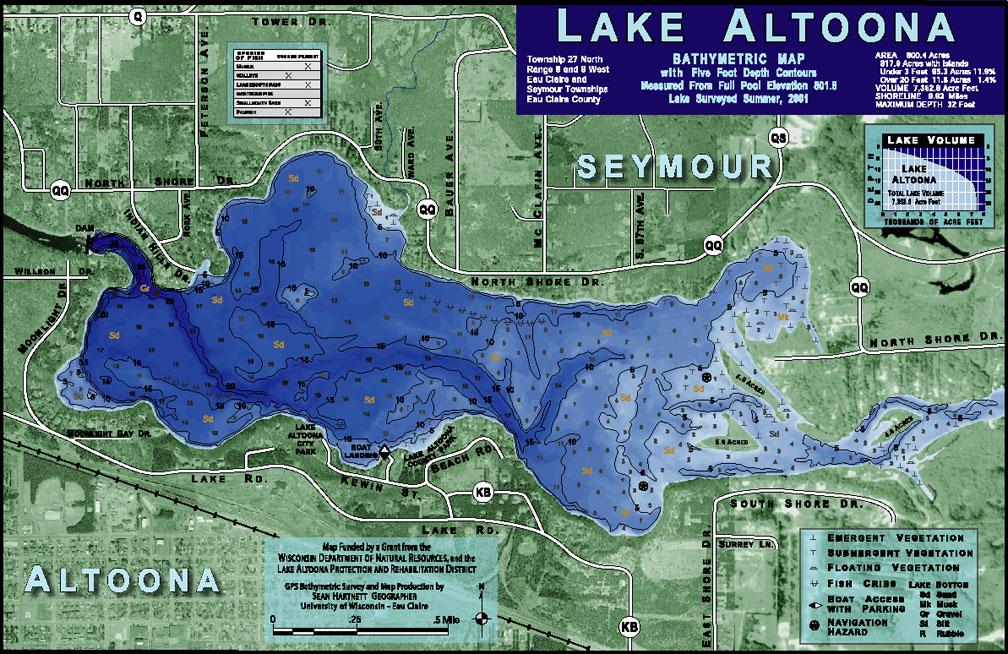 Map Altoona City