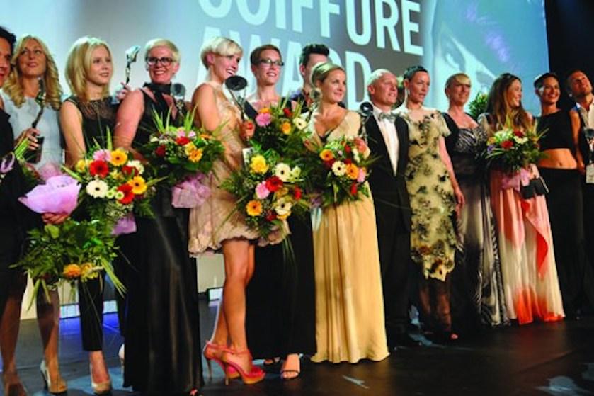 coiffure awards