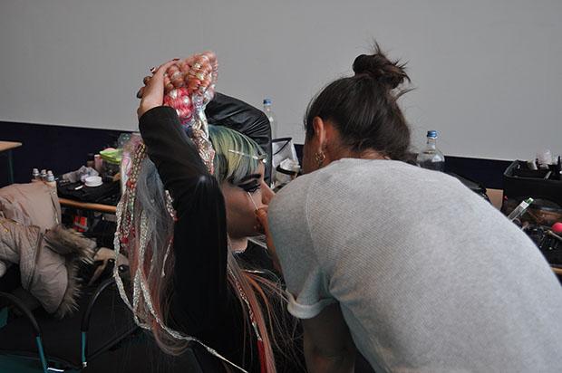Backstage Coiffure Awards 2013