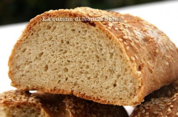 Некоторые виды итальянского хлеба