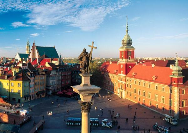 10 интересных фактов о Варшаве | Русскоговорящая европа