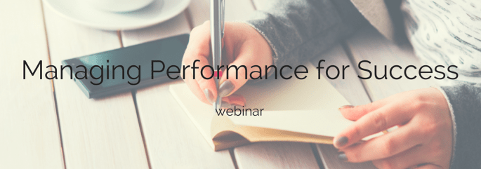How to plan for great performance and set people up for success