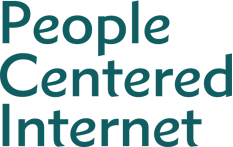 People-Centered Internet logo