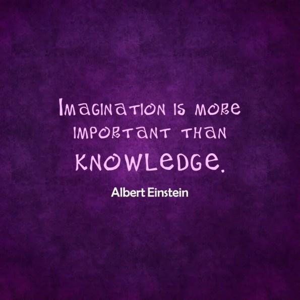 Imagination is More Important - People Development Magazine
