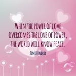 The Power of Love - People Development Magazine