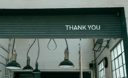 Not Saying Thank You - People Development Magazine